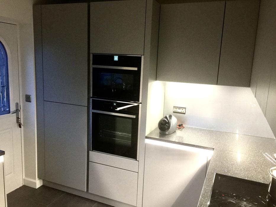 Small Kitchen Re-Designed