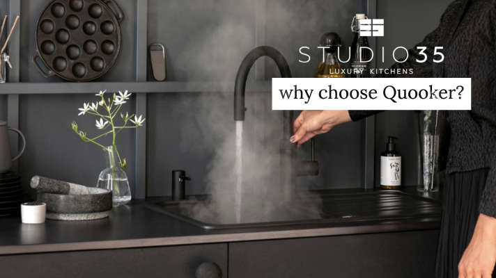 Why choose a boiling water tap & why choose Quooker.